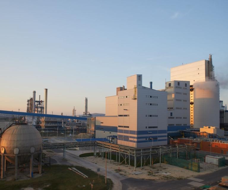 Granuláló üzem 2 / Granulator plant 2
