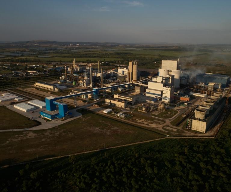 Gyár / Factory